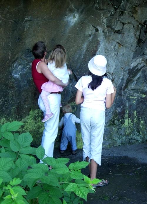 Berg i grottan kr