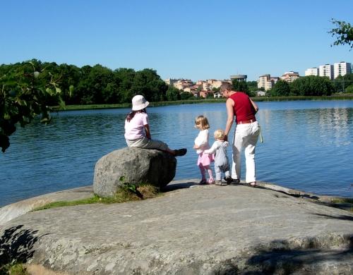 Berg Selina,Alexandra,Alfred o Karin kr