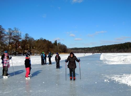 Skating kr