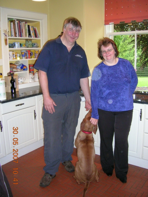 2007 Graeme och Tina Swanson kr