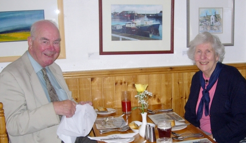 Swanson Fred och Margaret kr