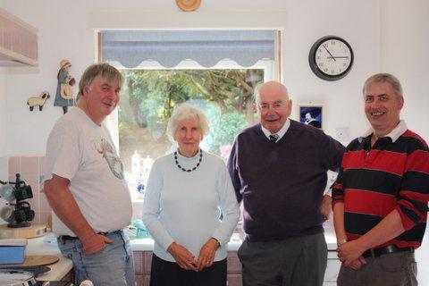 Graeme, Crawford & The Bosses