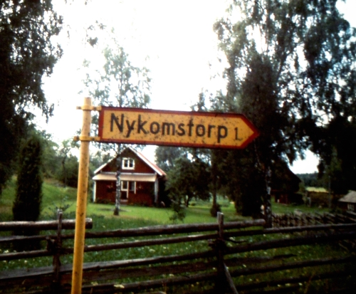 Swanson Nykomstorp b kr
