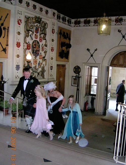 2007 Dunrobin Castle b