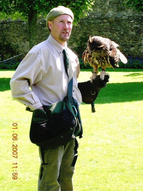2007 Dunrobin Castle g kr
