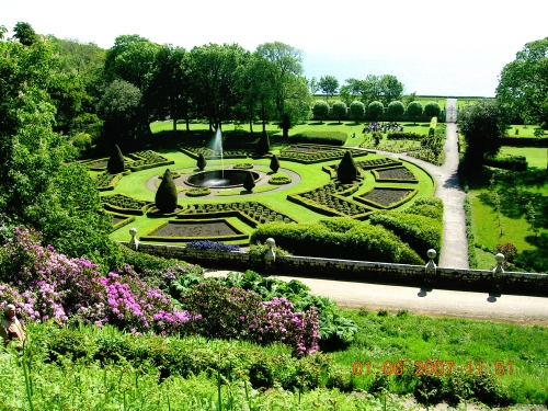 2007 Dunrobin Castle h kr