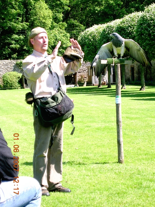2007 Dunrobin Castle j kr