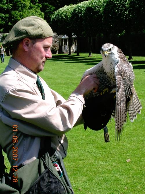 2007 Dunrobin Castle p kr