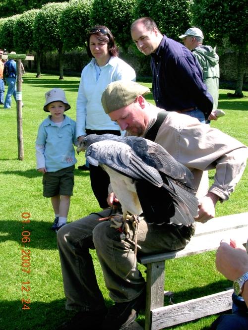 2007 Dunrobin Castle r kr