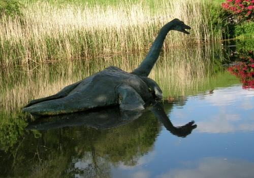 2007 Loch Ness Nessie