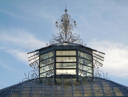 Viktoriahusets tak kr