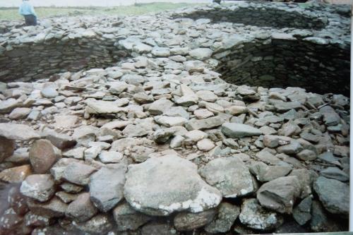 Irland celler i sten kr