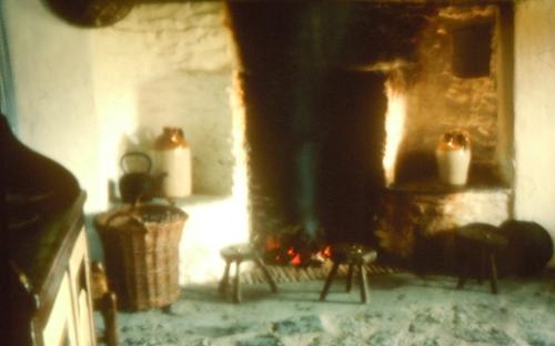 Irland fiskarens hus
