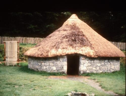 Irland i fornborgen