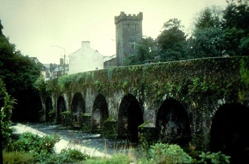 Irland bro kr