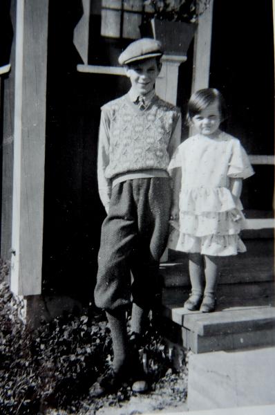 Lennart och Britta 1933 kr