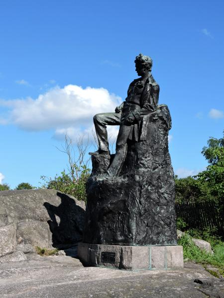 Bellevue Den unge Strindberg i skärgården kr