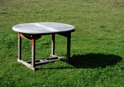 Trädgårdsbordet kr