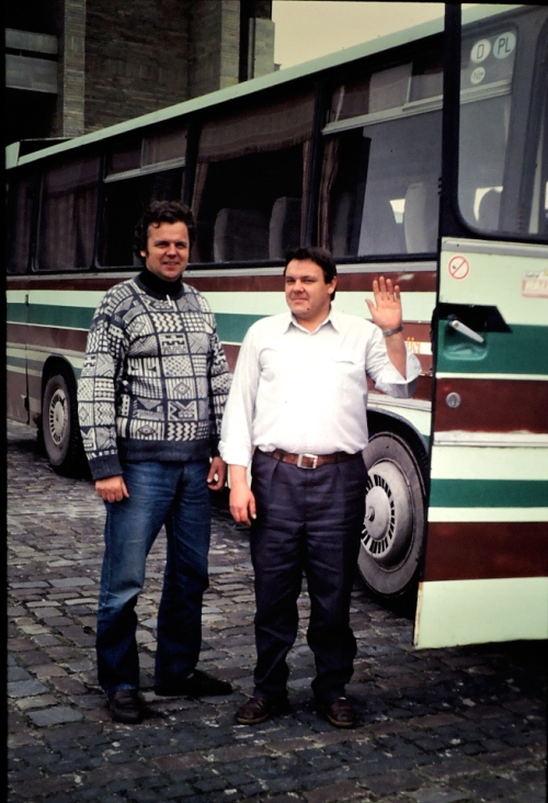 Bussens ägare och förare kr