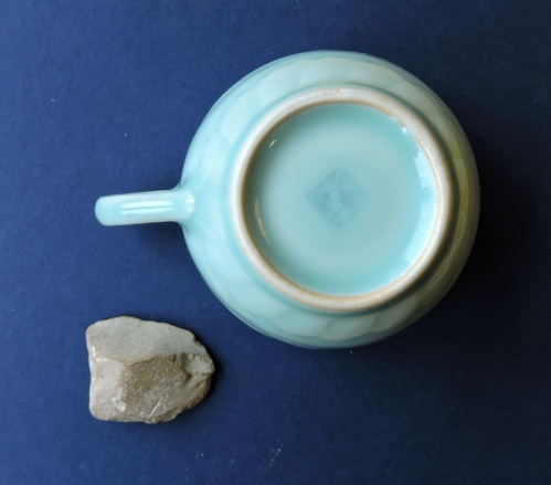 Flintskrapa kaffekopp kr