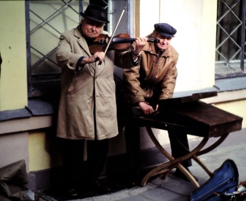 Musikanter i Riga kr