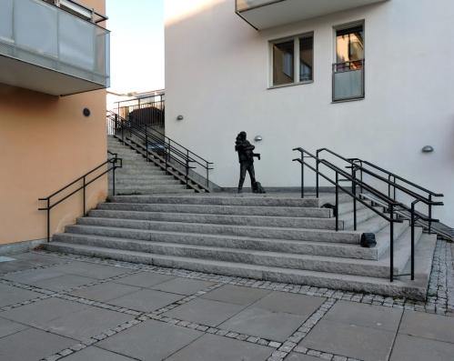 Helgpappa i Upplands Väsby kr