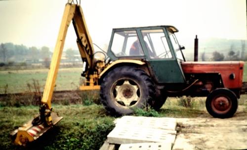 Klippning av gräskant kr