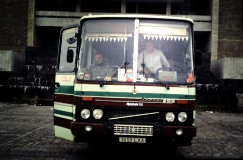 Vår buss kr