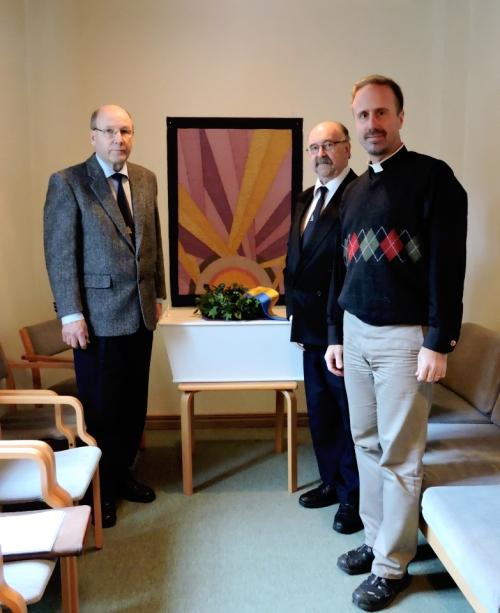 Frans Franzén Pentti Killström Peter Åström