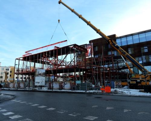 Väsby Kulturhus in naschendi kr