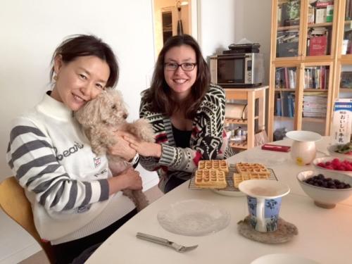 Yoko Missy och Selina