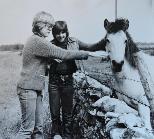 Ann-Marie och Karin kr