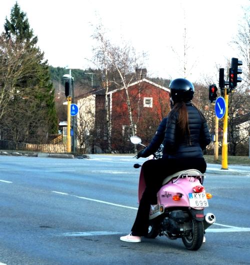Ingen kille stjäl cykeln