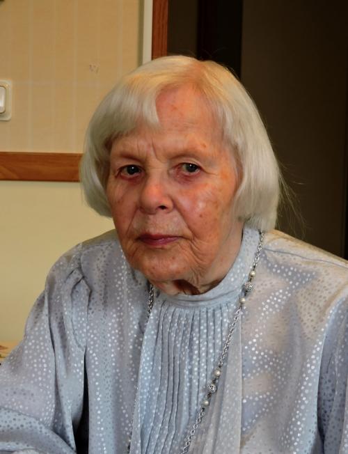 Ulla 90 år