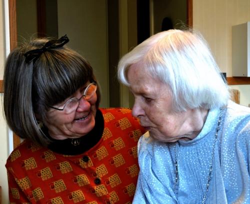 Vivianne och Ulla
