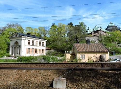 Villa Frescati, Edwalls tandläkeri och Vetenskapsakademin