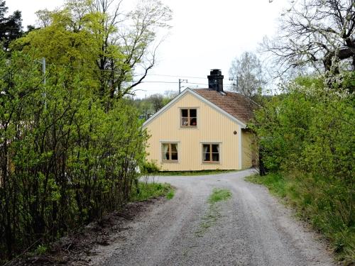Villa Frescati uthuset