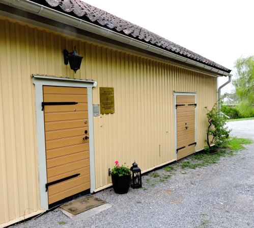 Villa Frescatis uthus