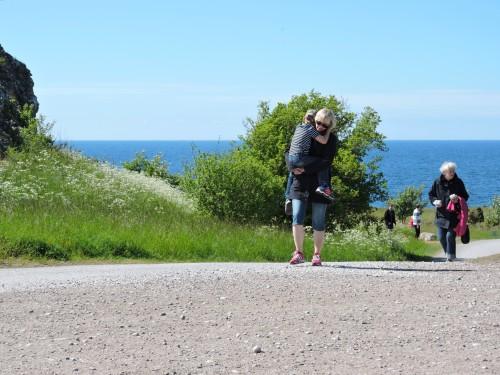 Gotland alla orkar inte med allt sevärt