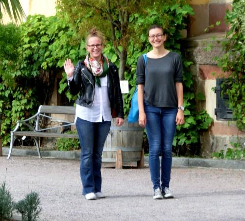 Uppsala Malin och Selina
