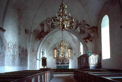 Lojsta kyrka
