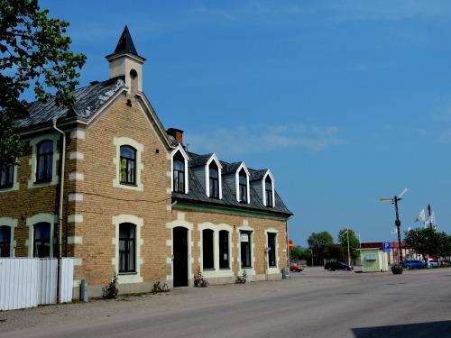 Har Öland haft järnväg?